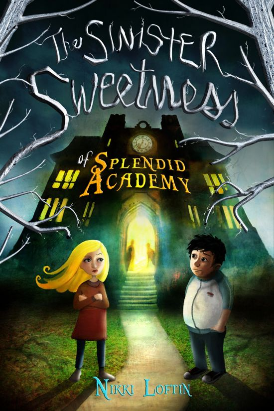 Sinister Sweetness Cover