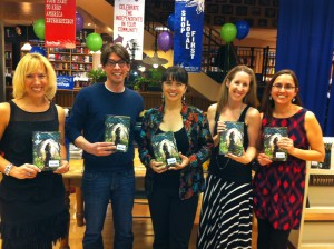Photo from Bridget Zinn POISON book launch