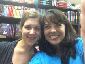 New Leaf Author Selfie!