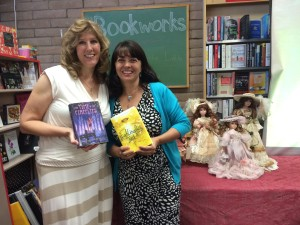 Kimberley Griffiths Little, author of the stunning Time of the Fireflies, and Nicest Person in New Mexico
