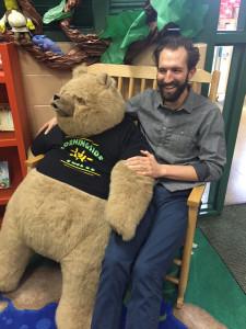 Steven Weinberg and Bear